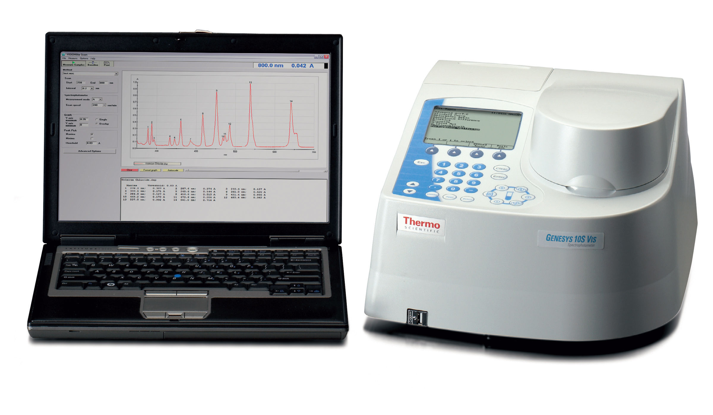 Spektrofotometrs