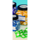 Q-Max® RR Syringe Filter 13 mm, PTFE-phobic