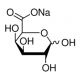 D-Galacturonic acid sodium salt, >= 98.0 % T